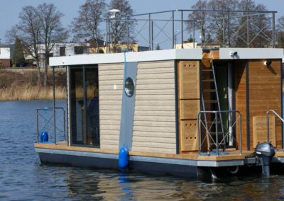 Houseboat / Hausboot